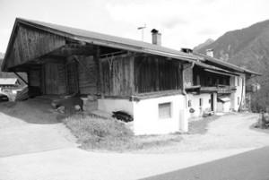 Ort-Hof in Unterried Gemeinde Anras