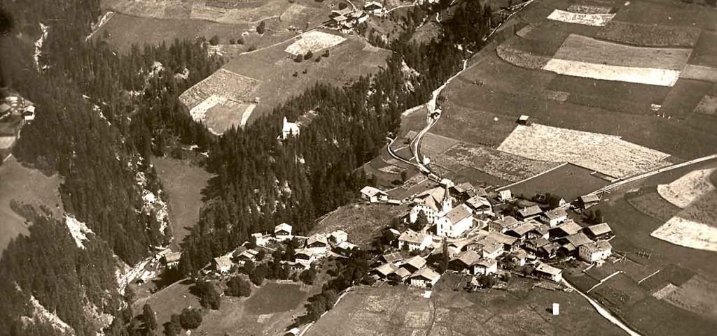Anras Luftaufnahme