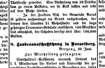 Bregenzer,Vorarlberger Tagblatt, Nr. 2546, 13. Juli 1894, S. 2