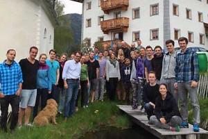 Kollreid Workshop mit 40 Studenten